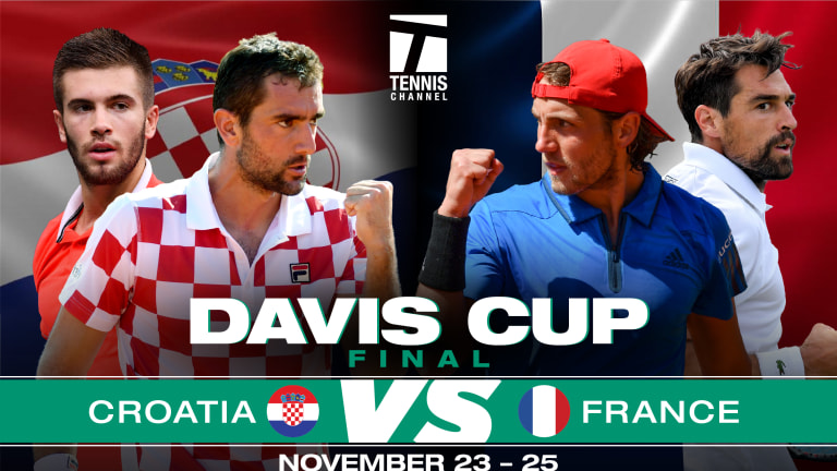 Marin Cilic looks to bookend solid season with Davis Cup triumph