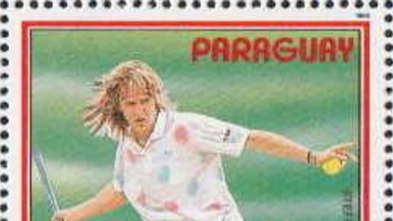 1988: Steffi Graf Wins the Golden Slam