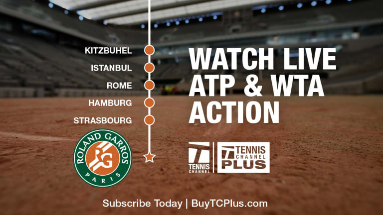 Five new tour events announced for indoor season, Zverev signs up