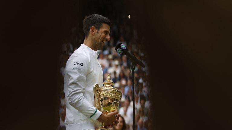 20. 2021 Wimbledon