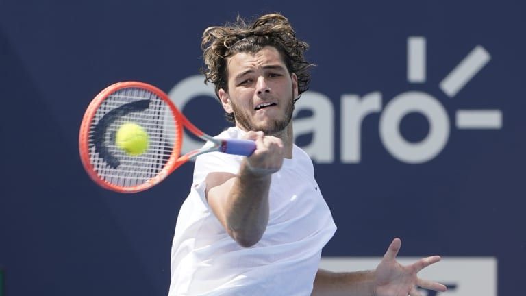 """After """"begging"""" Annacone not to work on net game, Fritz sees payoff"""