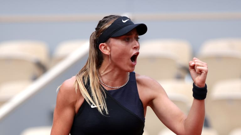 Badosa entered the contest with a WTA-leading 17-2 record on clay in 2021.