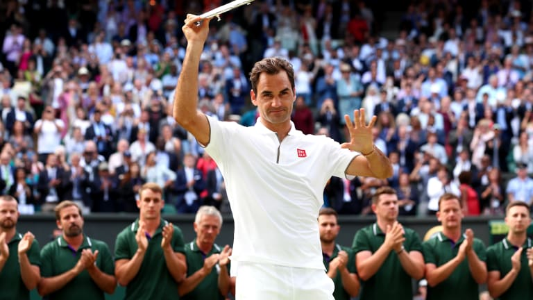 The Rally: What Footsteps of Federer tells us about Roger's heritage