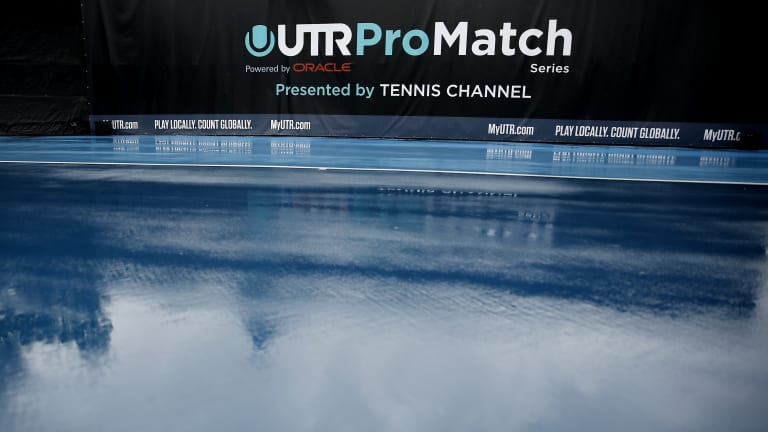 Tennis is viable—one of three takeaways from the UTR Pro Match Series