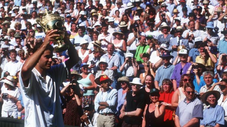 Pete Sampras' No. 1 achievement wasn't his 14 Grand Slam titles