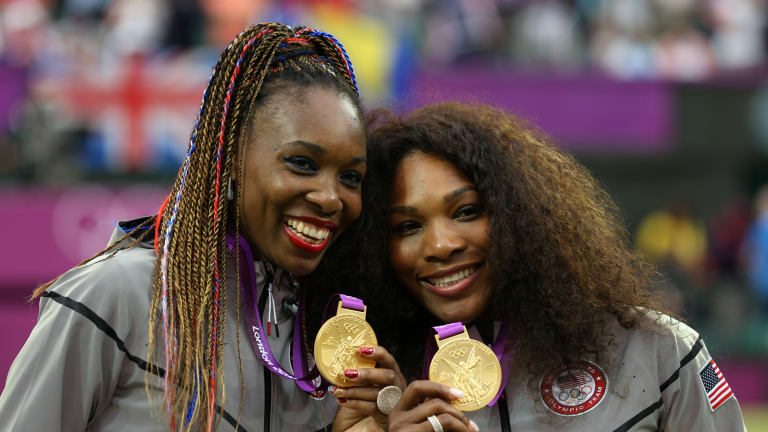 The U.S. team of six in Tokyo does not include Venus and Serena Williams.
