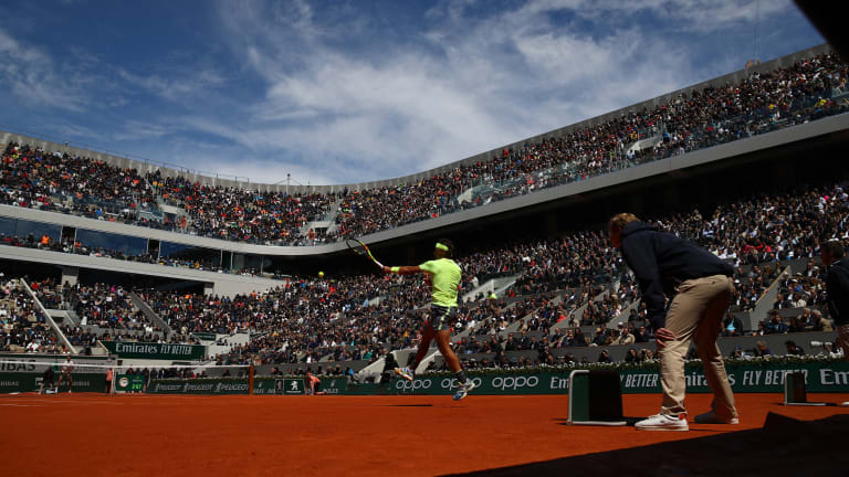 The rescheduling of Roland Garros raises many, many questions