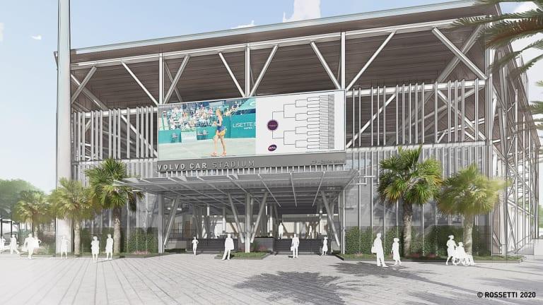 Volvo Car Stadium renovation to retain intimacy and modernize facility
