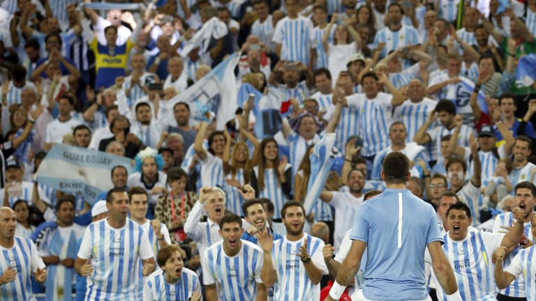 Davis Cup delivers again as Delbonis and del Potro end Argentina's hex