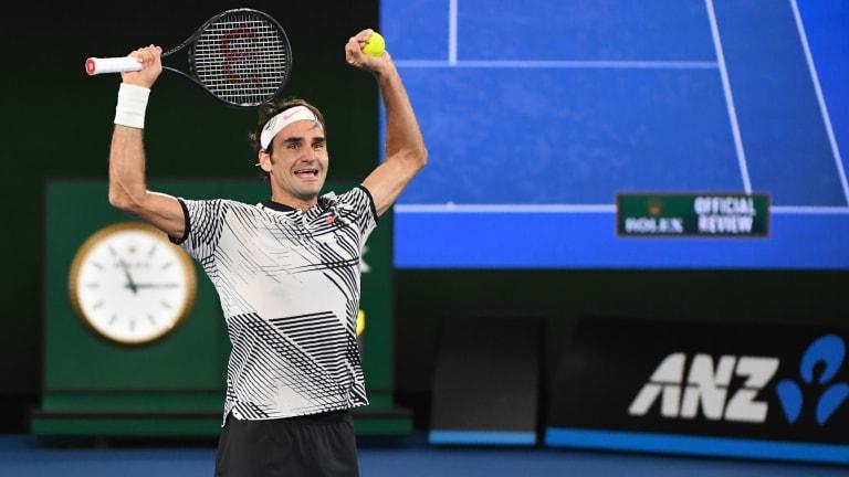 18. 2017 Australian Open