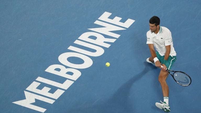 Final Preview—Is Daniil Medvedev, not Novak Djokovic, the man to beat?