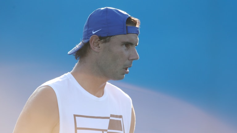 How much more can Rafa take? His latest withdrawal is an ominous sign