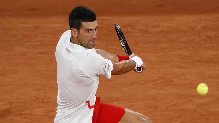 10 Things to Know, Day 5: Djokovic going for 70th win at Roland Garros