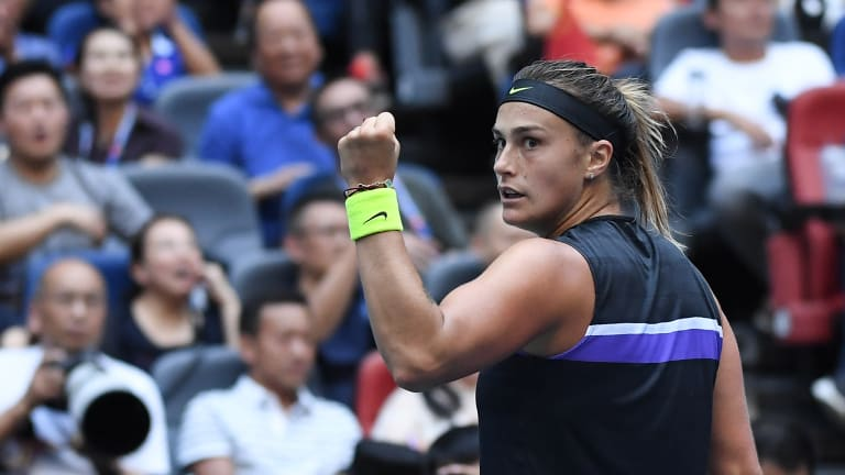 The 'Tiger' is officially back: Sabalenka repeats as Wuhan champion