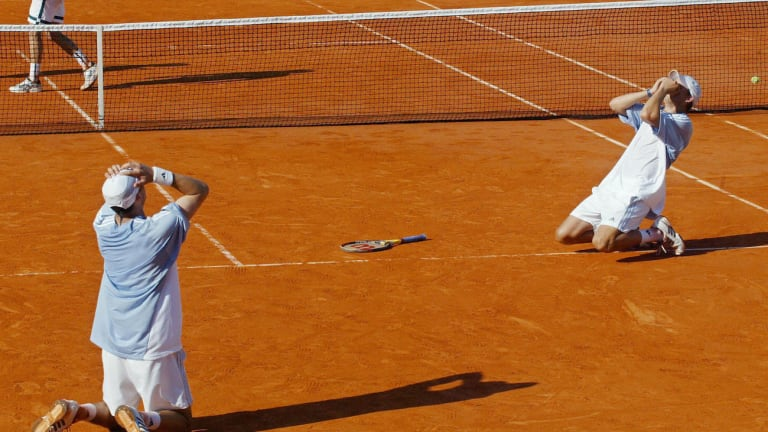 The Baseline Top 5: The Bryan brothers' feats and records