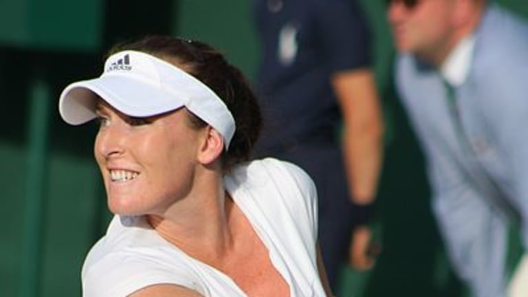 Madison's Avenue: Brengle grinds her way to third round