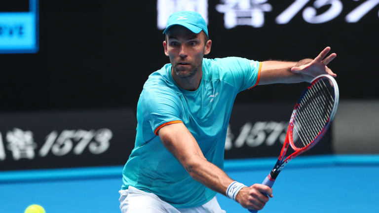 """""""I like aces"""": Nearing 40, Ivo Karlovic continues an underrated career"""