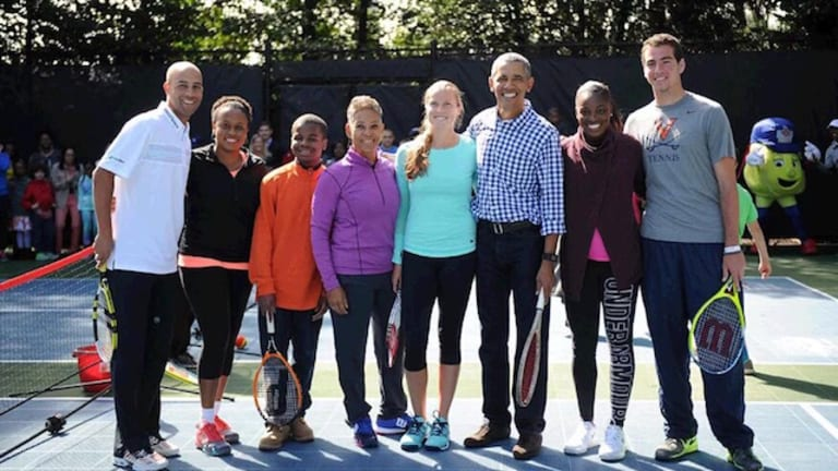 Driven to Succeed: Chanda Rubin is on a mission to keep growing tennis