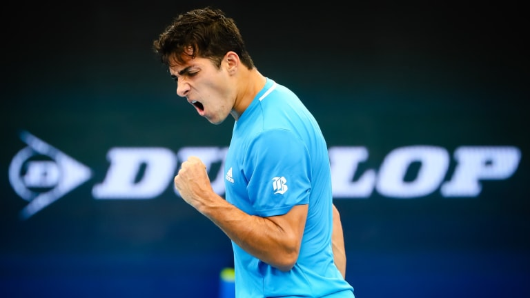 Ranking Reaction: Garin breaks into Top 30 after winning in Cordoba