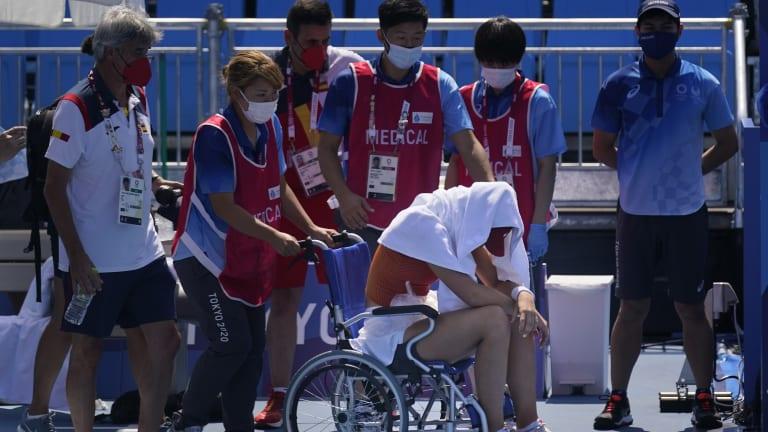Tokyo Olympics Tennis