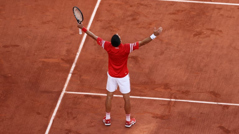 19. 2021 French Open