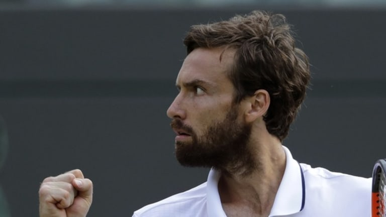 Enigmas Ernests Gulbis, Bernard Tomic have shown they're far from done