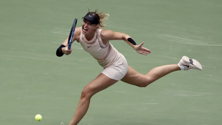 Maria Sharapova's compatriots have stood by her side for a reason