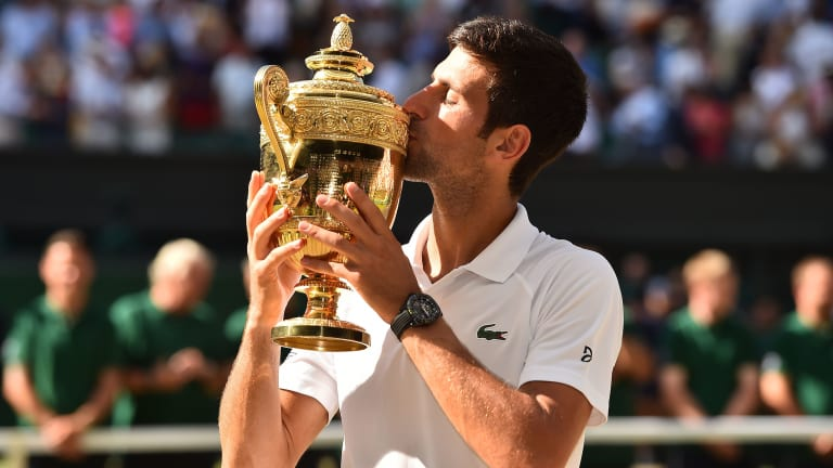 The ATP in 2019—Better With Age: Thirty is the new 20 in men's tennis