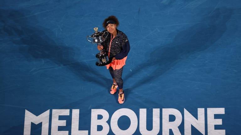 How it happened: Naomi Osaka beats Jen Brady to win fourth major title