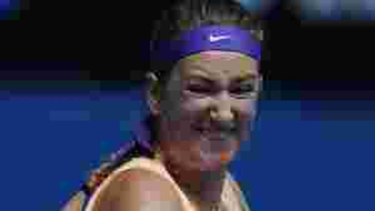 Australian Open: Azarenka d. Daniilidou