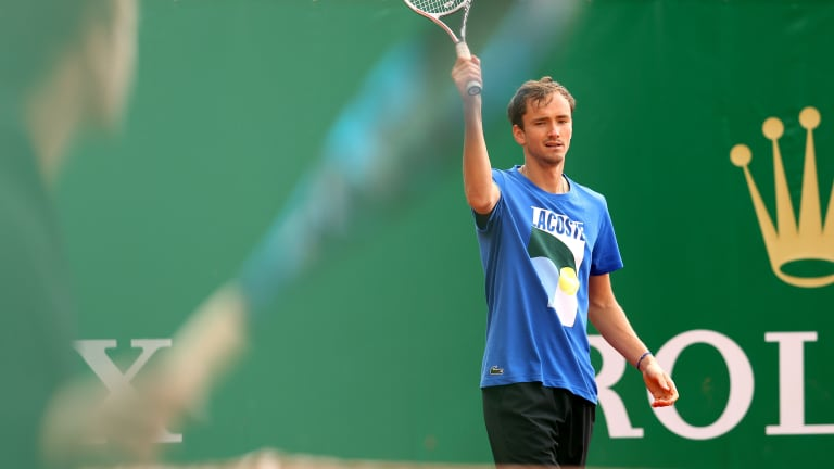 Recovered from COVID, Daniil Medvedev ready for Madrid return