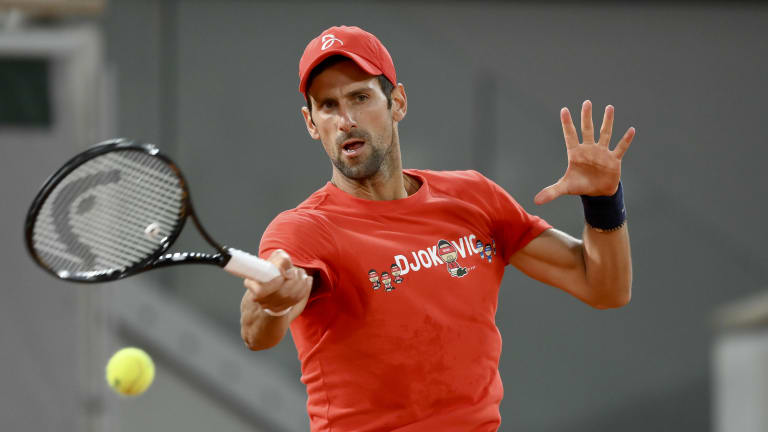 10 Things to Know, Day 3: Djokovic 59-2 in first round of Grand Slams