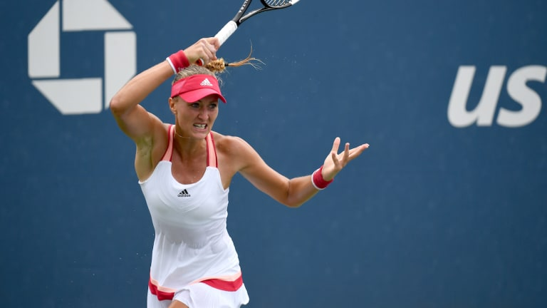 """Mladenovic calls US Open conditions """"atrocious"""" and fights for freedom"""