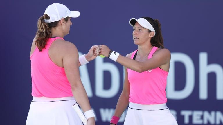 Top 5 Photos 1/12:  Kudermetova to vie  for first WTA title