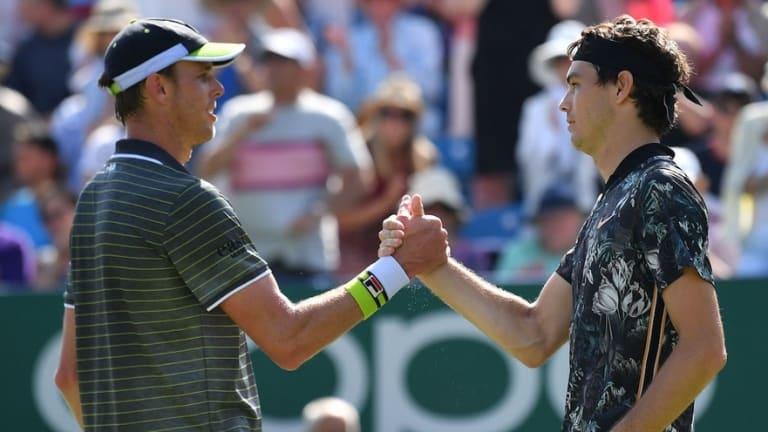 Return Winners: The 2019 ATP Eastbourne final