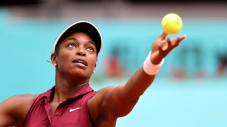 Sloane Stephens (Getty Images)