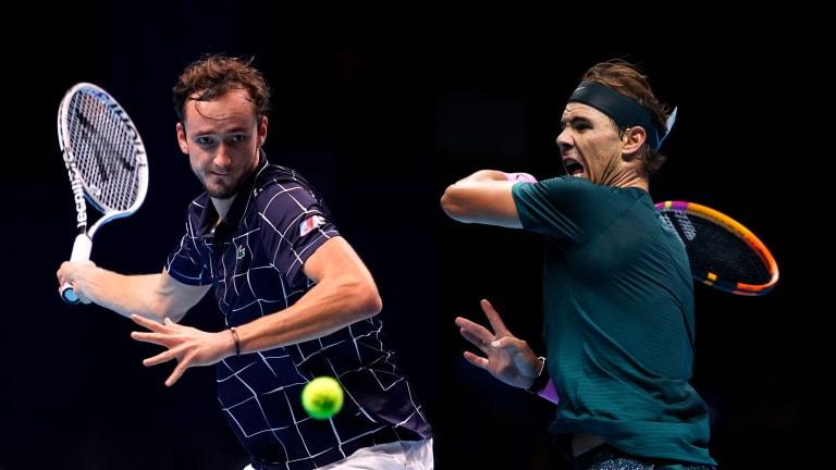 ATP Finals semifinal preview & pick: Daniil Medvedev vs. Rafael Nadal