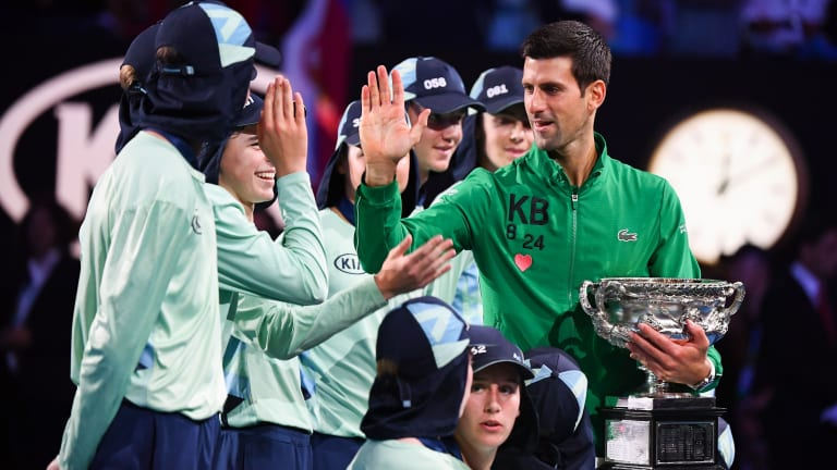 17. 2020 Australian Open
