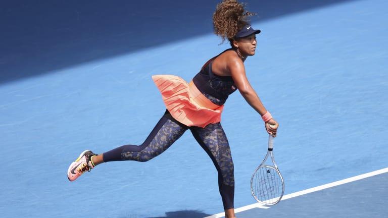 AO 2021 Fashion Faults: Muguruza's  Adidas Y-Dress