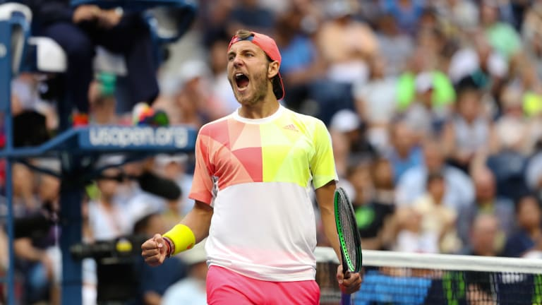 A breakthrough for Lucas Pouille, and heartbreak for Rafael Nadal at the U.S. Open