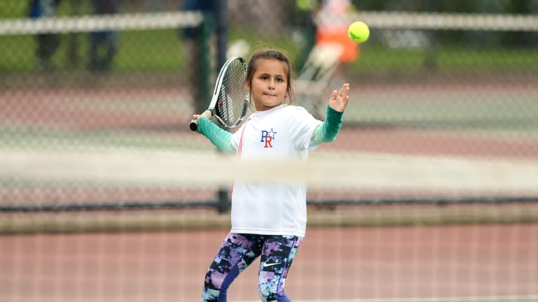 The NYJTL Mayor's Cup serves tennis' youth both on and off the court