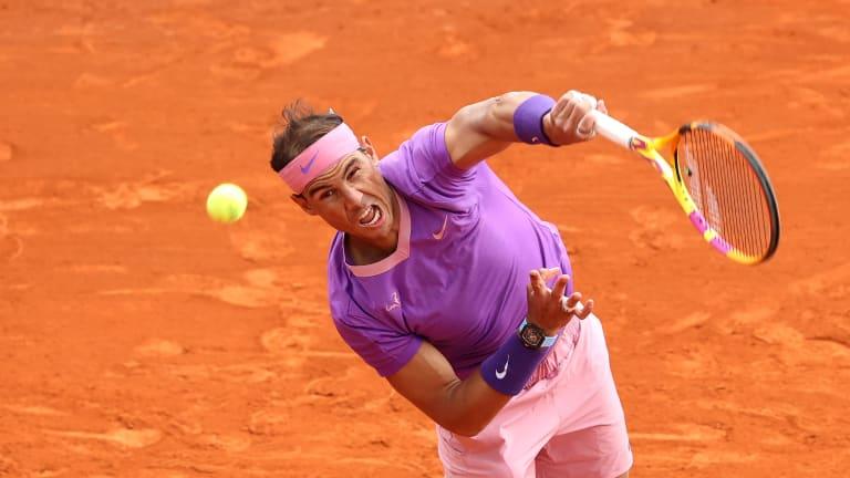 Nadal dismisses Dimitrov to book Monte Carlo quarterfinal spot