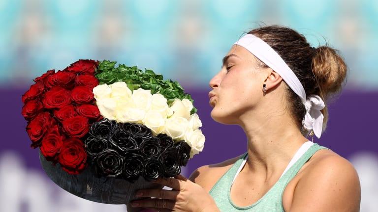 Korda injects new life into U.S. men's tennis; Sabalenka unstoppable