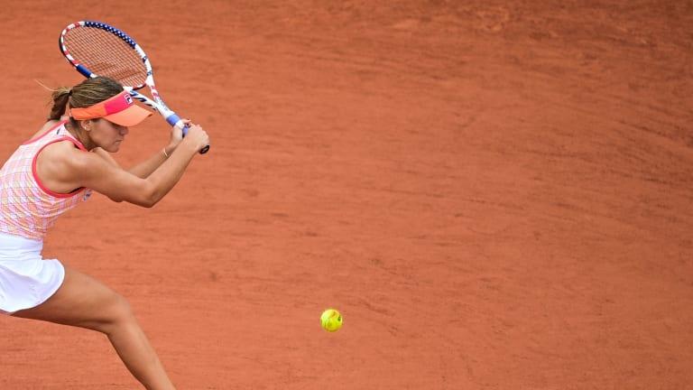 After unprecedented 6-0, 6-0 loss, Kenin rebounds at Roland Garros