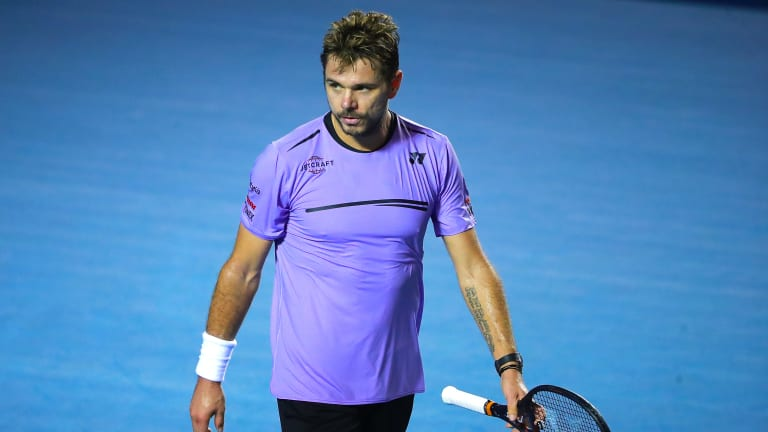 Wawrinka, others join Nadal in criticizing decision to remove Kermode