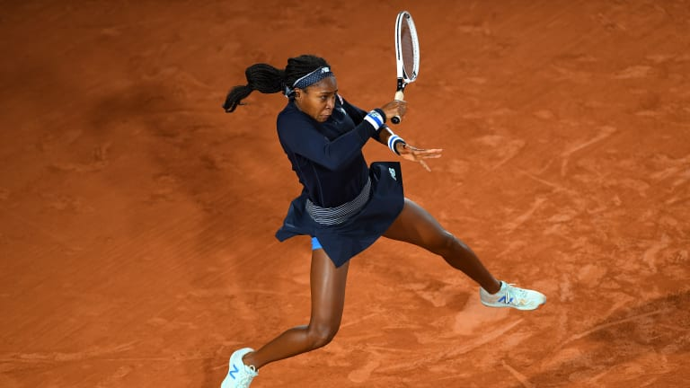 In Their Shoes: Coco Gauff and family continue their tennis journey