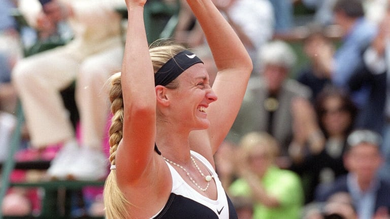 On this day: Mary Pierce becomes first Frenchwoman to win French Open