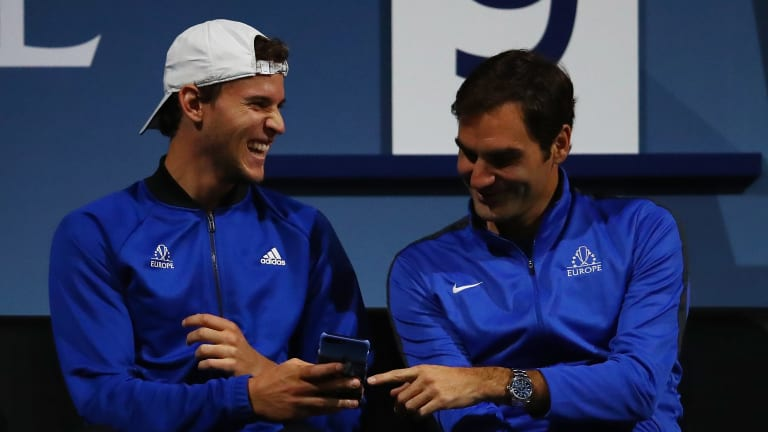 Rested vs. Tested: Previewing a Roger Federer vs. Dominic Thiem final