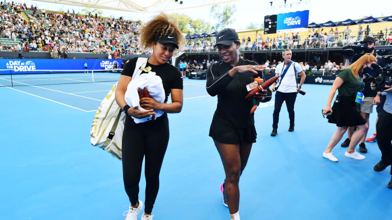 Top 5 Photos 1/29:  Halep treasures  moments in Adelaide