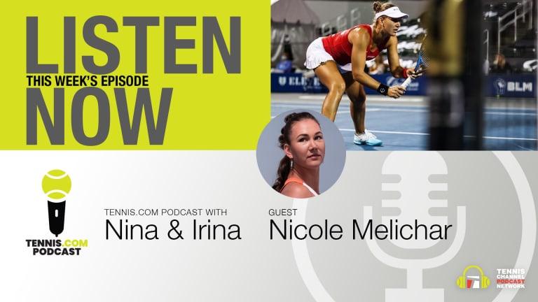 Bencic, Vekic and  more WTA stars  jump into bikinis